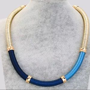 Jewelry - Color block necklace choker